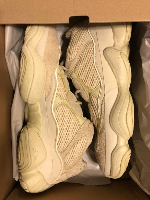 9d3223d4e739f Adidas Kanye West Adidas Yeezy 500 - Yellow Moon Size 11.5 - Low-Top ...