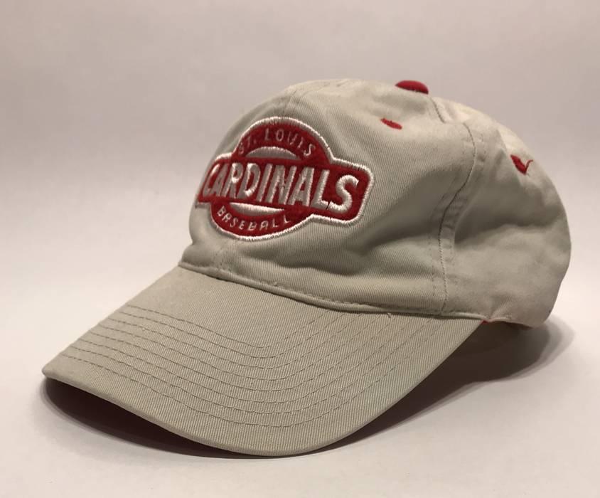 Mlb St. Louis Cardinals MLB Baseball Slouch Adjustable Strapback Hat Size  ONE SIZE e7e1df8ba67