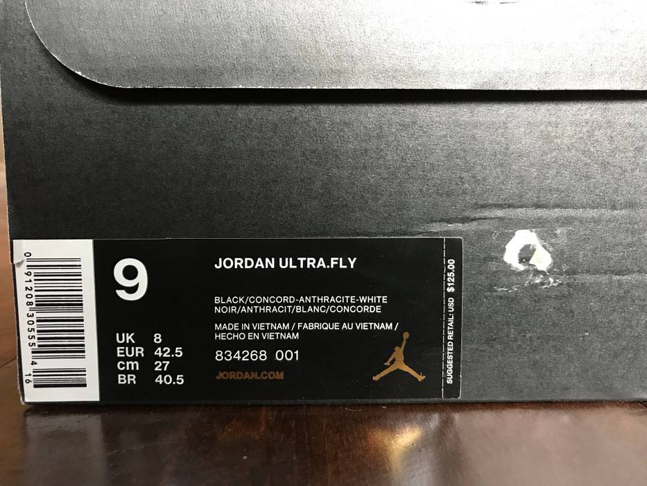 3a8688c78439 Nike Jordan Ultra.Fly Size 9 - Hi-Top Sneakers for Sale - Grailed
