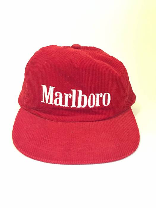 Marlboro Marlboro Corduroy Hat Size one size - Hats for Sale - Grailed 8a9508680fdc