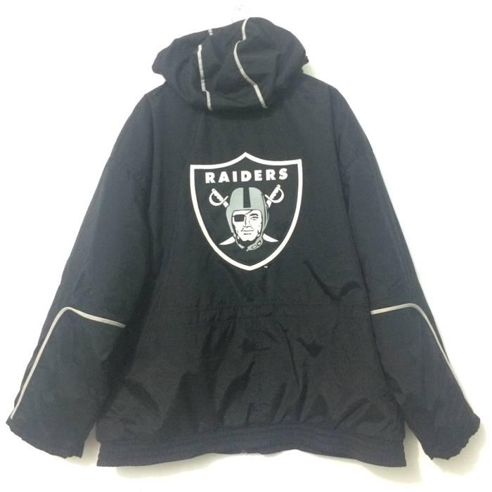 Nike Nfl Raiders Jacket Nike Eazy E Hiphop Swag Lolife Size US XL   EU 56 ff78a3edfd9