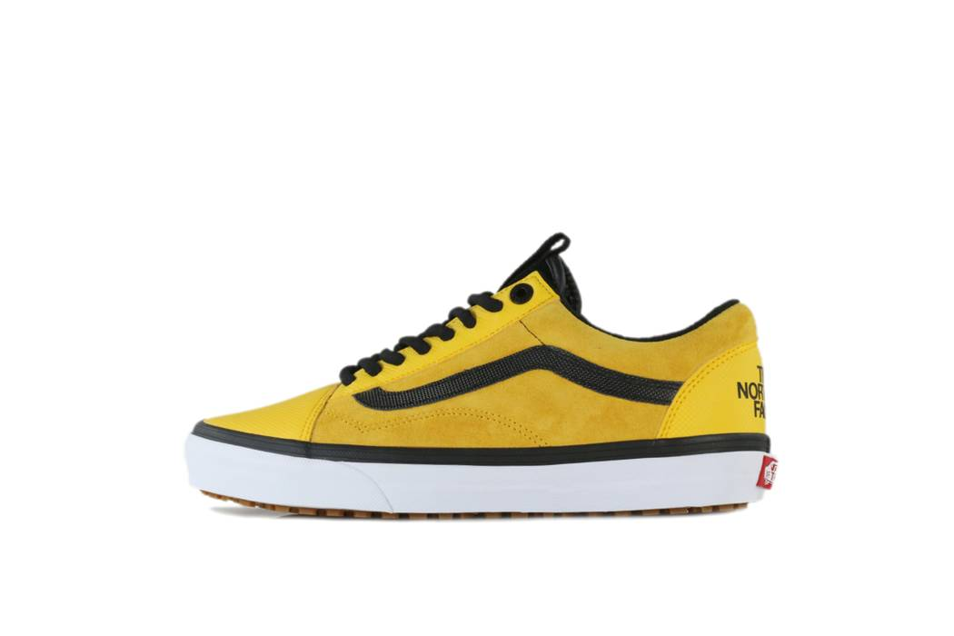 59cc12b719a Vans Vans x The North Face Old Skool MTE DX Shoes Yellow Size 9.5 .