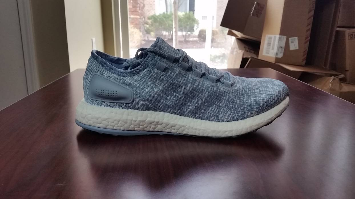 new arrival 9daed 4ad43 Adidas. Pureboost Easy Blue ...