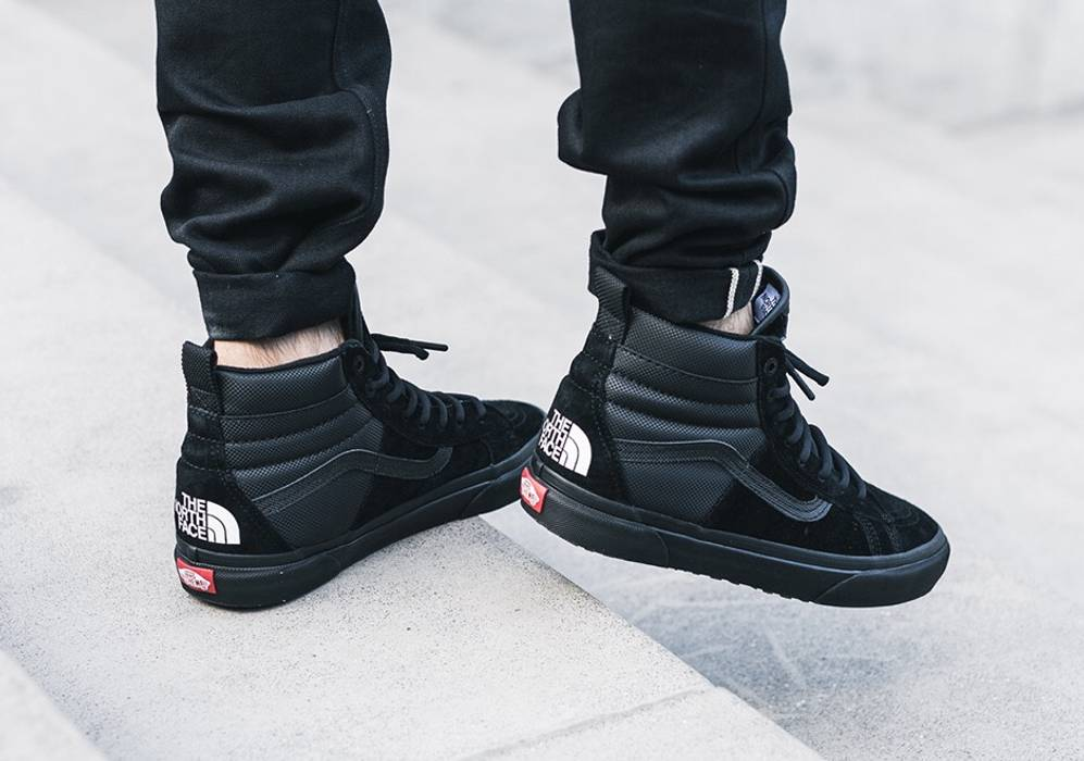 fd1222184c Vans The North Face X Vans Size 10 - Low-Top Sneakers for Sale - Grailed