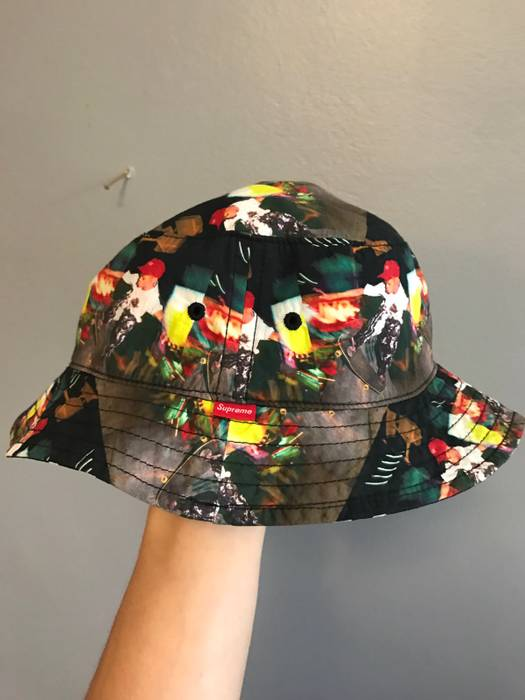 3356a04f32a Supreme Supreme CDG Bucket Hat Size one size - Hats for Sale - Grailed
