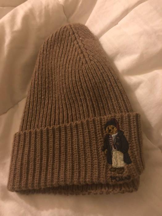 Polo Ralph Lauren Polo Ralph Lauren Bear Skully Size one size - Hats ... 07282e3aa88