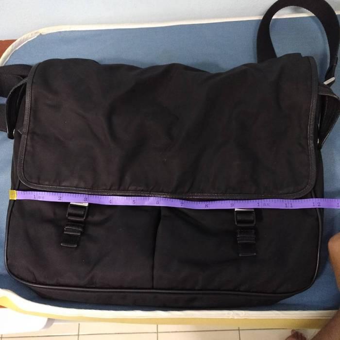 a07b2c46c9 Prada Auth Prada Nylon Messenger Crossbody Business Briefcase Laptop Bag  Size ONE SIZE - 11