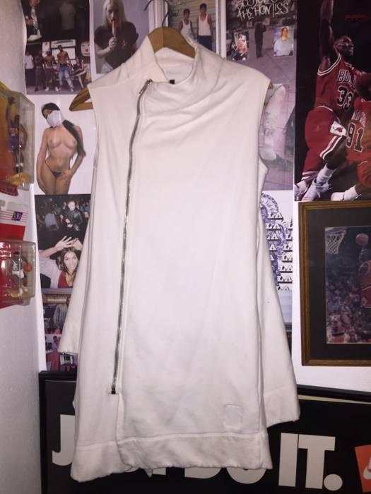 Rick Owens Rick Owens Oversized Sleeveless Sweater Size US S   EU 44-46   ee1449fe7