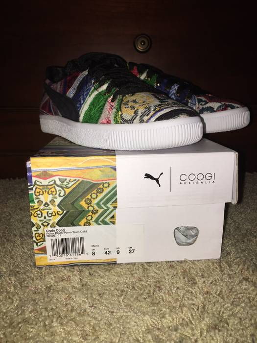 Puma Puma X COOGI Clyde Size 9 - Low-Top Sneakers for Sale - Grailed 0762cb506ec1