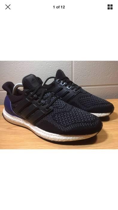 Adidas Adidas Ultra Boost OG Black purple Size 8.5 - Low-Top ... ba3a7da90