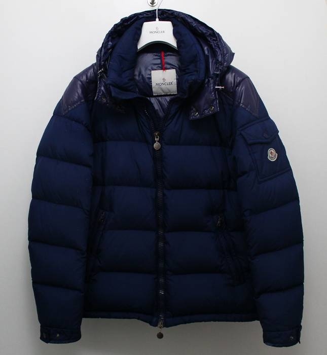 02286e5d6192 Moncler Authentic Moncler CHEVALIER Men s Real Down Jacket CERTILOGO MAYA  DINANT Size US XL   EU