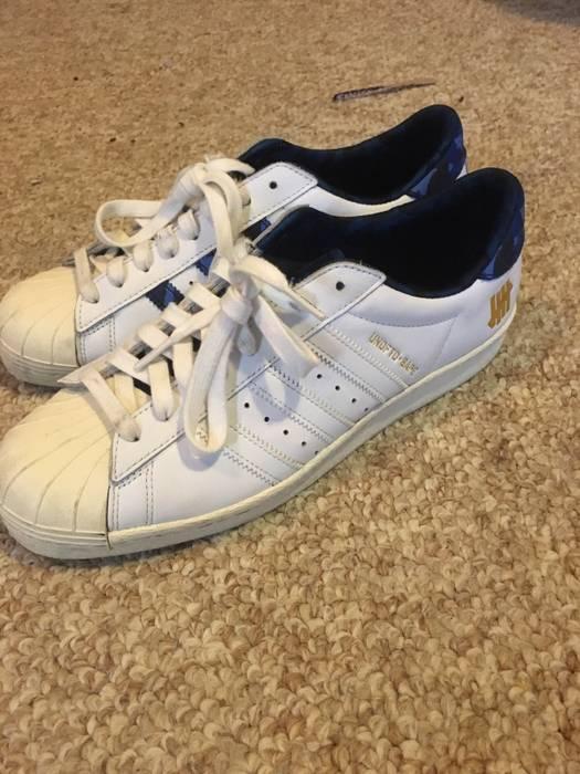 Bape Adidas Superstar Bape + Undftd   Rare  95e57ee86c18