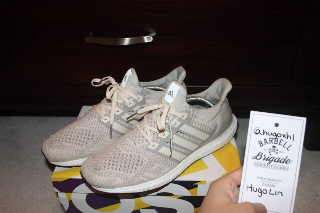 d0cfc55a9e5 Adidas Cream Ultra Boost 1.0 Size 11 - Low-Top Sneakers for Sale ...