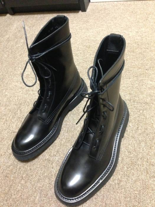 c3d86b38e5f Dior Dior Homme Combat Boots 07 Size 9 - Boots for Sale - Grailed