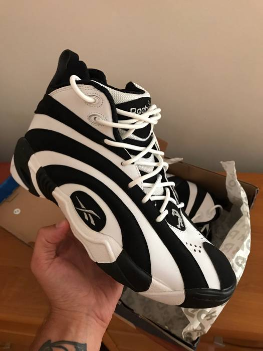 bac141ff1a16a1 Reebok Shaqnosis OG Size 9 - Hi-Top Sneakers for Sale - Grailed