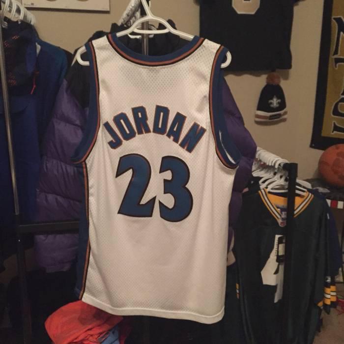 27ed1b0ee Nike Michael Jordan Wizards Jersey Size xl - Long Sleeve T-Shirts ...