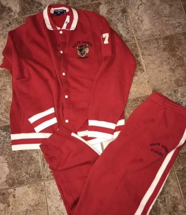 Polo Ralph Lauren. Polo Sport Tiger Varsity Jacket ...