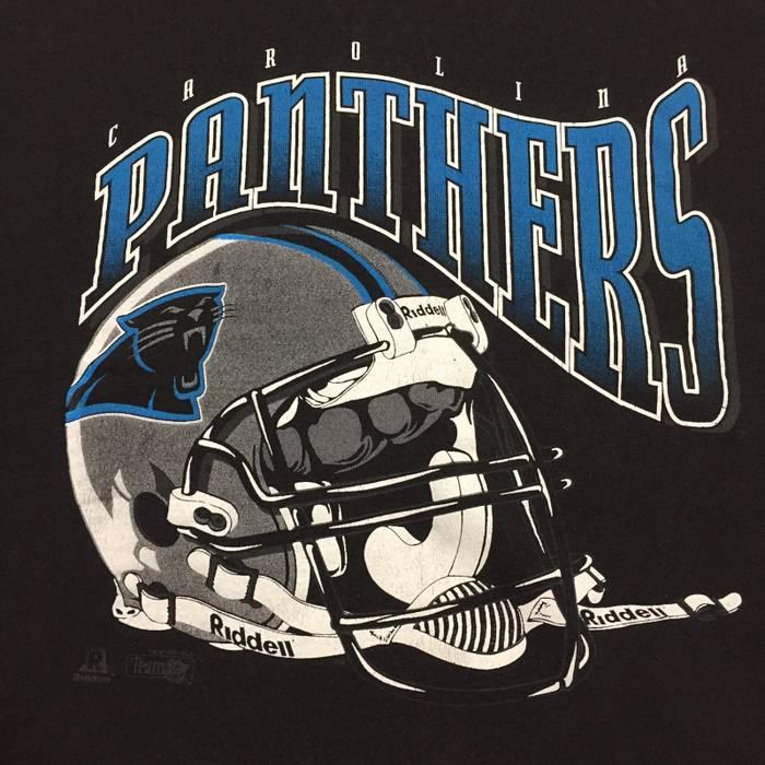 179ce3761 Vintage Carolina Panthers Crewneck Sweatshirt Size US L   EU 52-54   3 -