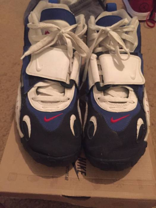 Nike Nike Air Max Speed-turfs New York Giants Edition Size US 10.5   EU 5c1d364ac6