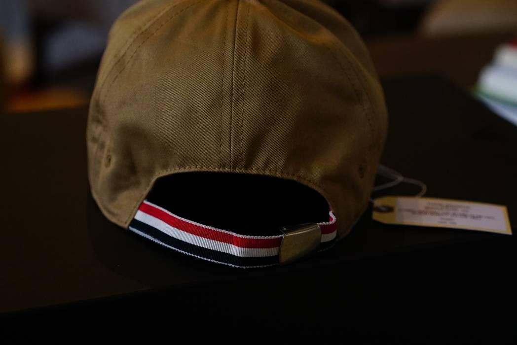 4f09e54987f Thom Browne Khaki Twill Baseball Cap (BNWT) Size one size - Hats for ...