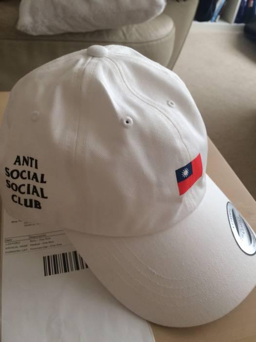 4f49318f923 Antisocial Social Club Anti Social Social Club Formosa Hat (Taiwan) Size  ONE SIZE -