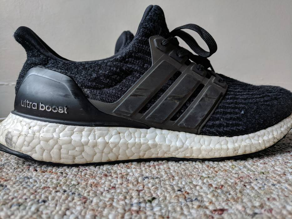 750a4745514 Adidas Beat Black 3.0 Ultraboosts Size 9 - Low-Top Sneakers for Sale ...