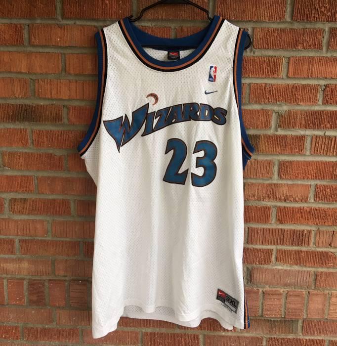 26c959628 Nike VINTAGE Nike NBA Michael Jordan Wizards Jersey Size US XXL   EU 58   5