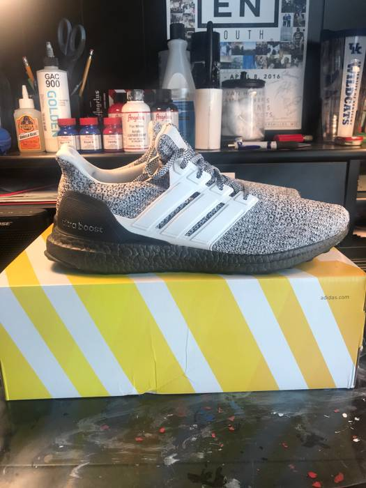 91e3a6e8d27c4 Adidas Cookies And Cream Ultraboost 4.0 Size 11.5 - Low-Top Sneakers ...