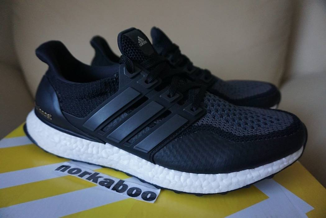 30b2d8941 Adidas Adidas Ultra Boost 2.0 ATR M Core Black Grey All Terrain ...