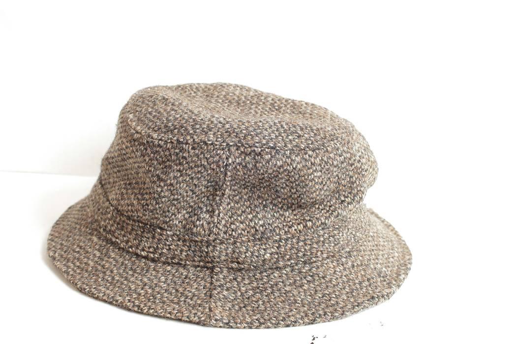 L.L. Bean Harris Tweed and Gore Tex Scottish walking bucket hat Size ... edf853825fe