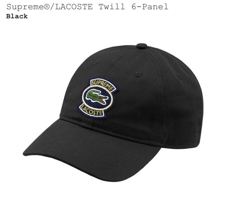 Supreme Twill 6-Pannel Dad Hat Size one size - Hats for Sale - Grailed 956a00b5997