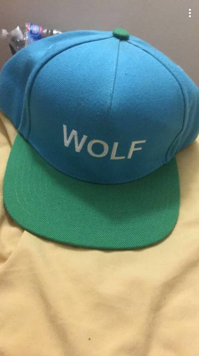 Odd Future Odd Future Wolf Hat Size one size - Hats for Sale - Grailed 6c2daf051365