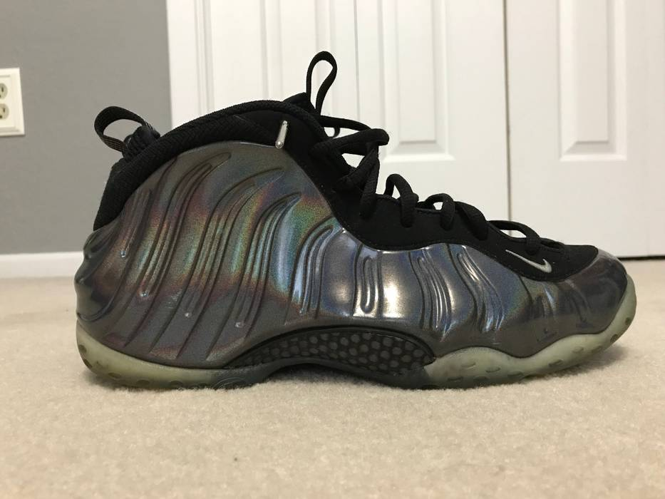 515ef5ae40f Nike Nike Holographic Foamposite Size 11.5 - Hi-Top Sneakers for ...