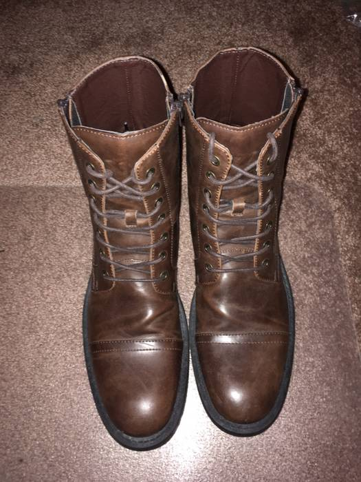 27e1c781998d Kenneth Cole Blind Turn Boots Size 10 - Boots for Sale - Grailed
