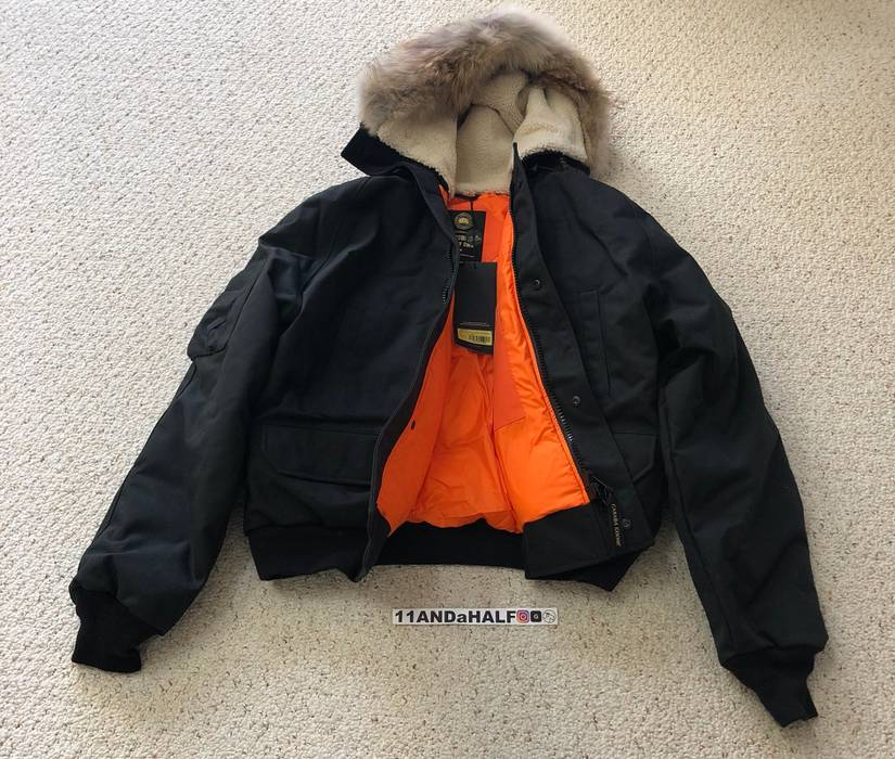 canada goose canada goose x ovo bomber jacket size xl bombers for