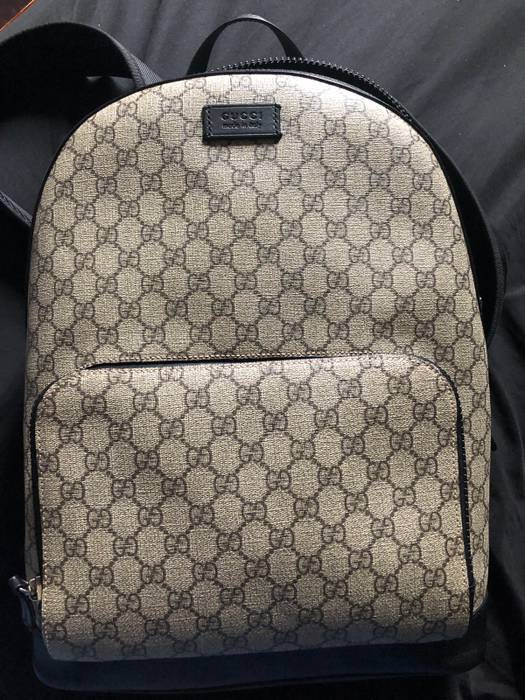Gucci Gucci GG supreme Backpack Size one size - Bags   Luggage for ... 8d493610f1
