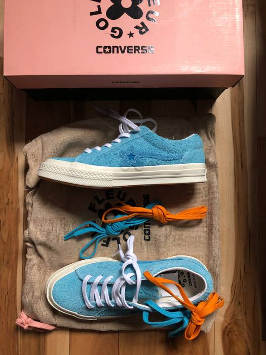 Converse Golf Le Fleur One Star Size 5 - Low-Top Sneakers for Sale ... f81425ae29