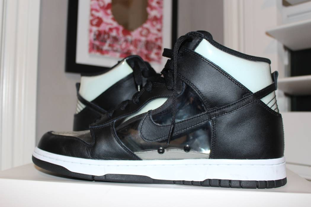 a5df05c32f8a Nike CDG Dunks Size 12 - Hi-Top Sneakers for Sale - Grailed