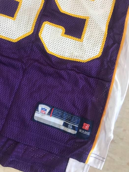 1b7f596ac Vintage Vintage Jared Allen NFL Minnesota Vikings Jersey Vntg Size US M   EU  48-