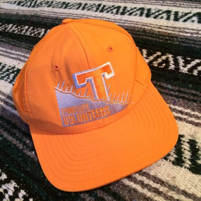 finest selection 21499 d62af ... canada vintage vintage 90s deadstock new nwot tennessee volunteers  snapback hat by signature embroidered adjustable orange