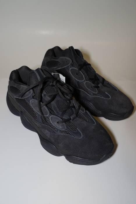 8c7c9c810 Adidas Kanye West Adidas Yeezy 500 Triple Black Size 11 - Low-Top ...