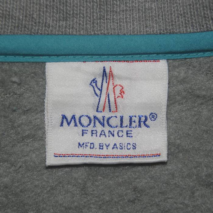 6b2014648fdb Moncler Vintage MONCLER France by Asics 70s 80s Coverall sweater ...