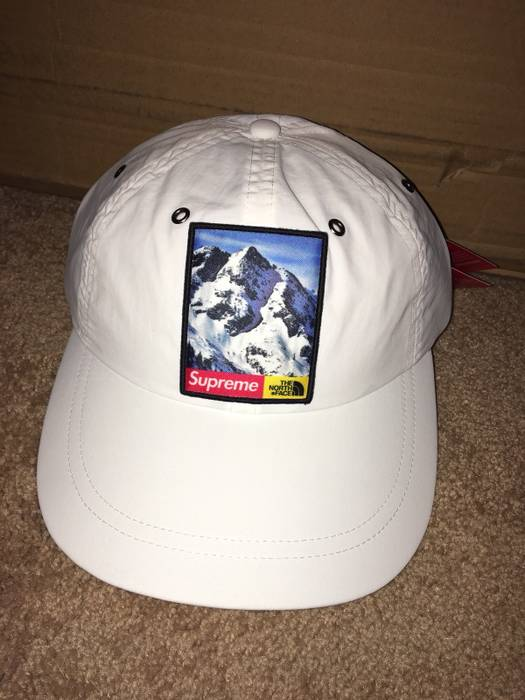 55554261ca901 Supreme Supreme x The North Face White Mountain 6-Panel Hat Size ONE SIZE