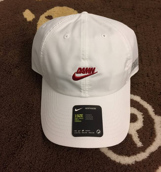 696129bc5e420 Nike Nike X TDE Damn Hat Size one size - Hats for Sale - Grailed