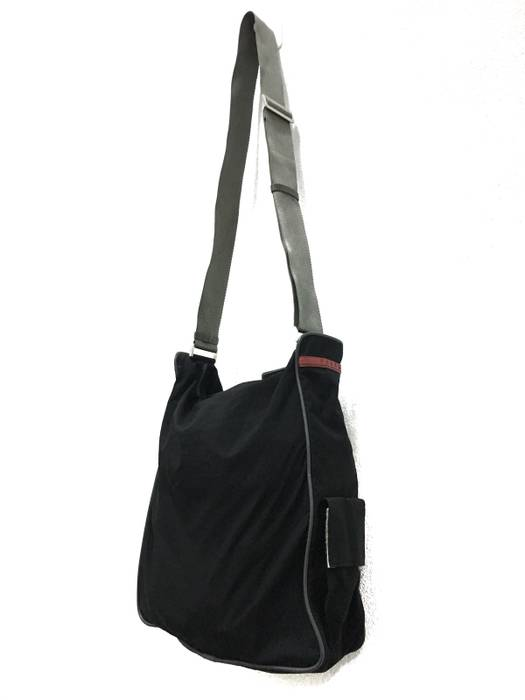 c4242b46b1aa Prada Prada Shoulder Bag Black Nylon Size one size - Bags   Luggage ...