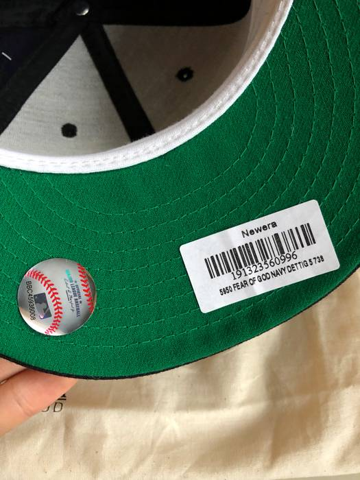 772f18c93af New Era 7 3 8 Fifth Collection Navy 5950 Cap Size one size - Hats ...