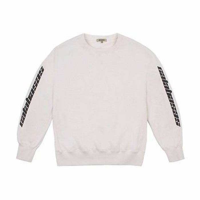 0e27d1af6 Yeezy Season Yeezy Season 4 Calabasas Sweater in Birch Size m ...