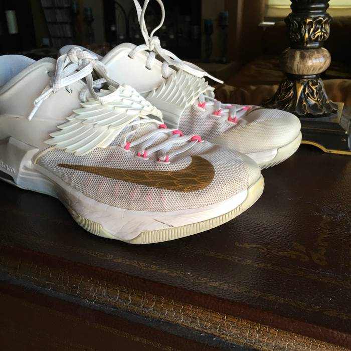 "9327989a2d80 Nike KD 7 PRM ""Aunt Pearl"" Size 11.5 - Low-Top Sneakers for Sale ..."