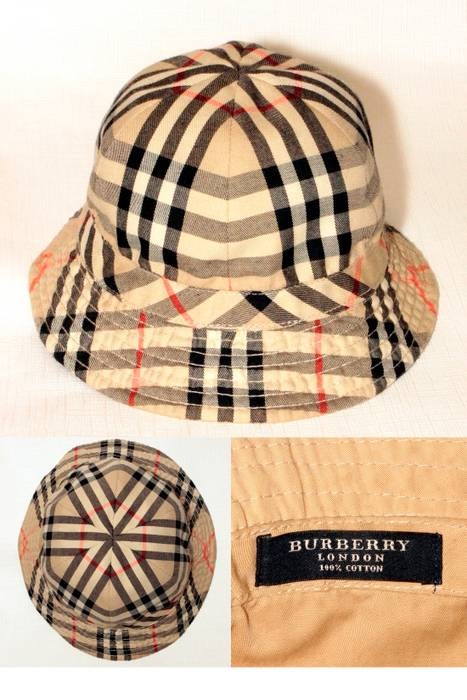 Burberry nova check bucket hat Size one size - Hats for Sale - Grailed fe1a0040e