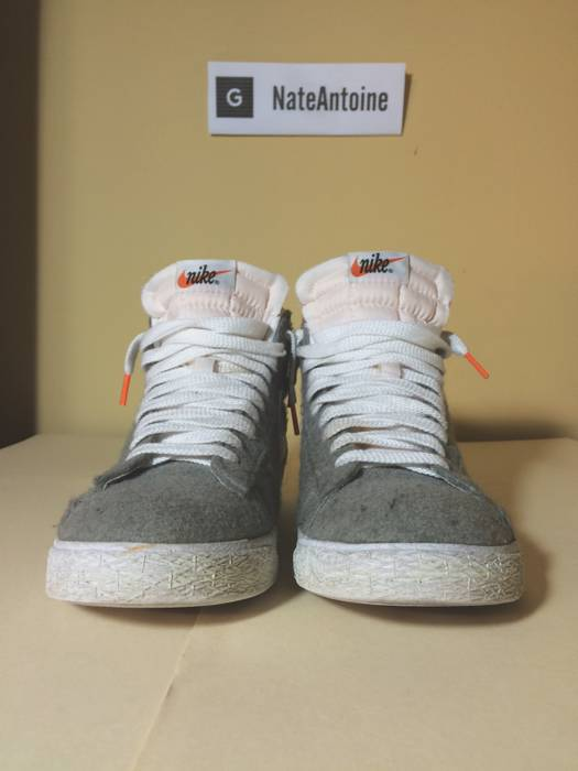 outlet store 092ff cc3c5 Nike Nike Blazers Mid Vintage Size US 10  EU 43 - 2